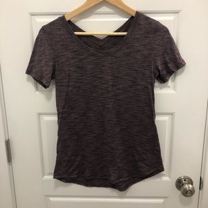 Lululemon Short Sleeved Top
